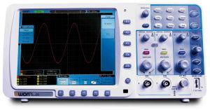 OWON 300MHz 2.5GS/s Deep Memory Digital Oscilloscope (SDS8302) pictures & photos