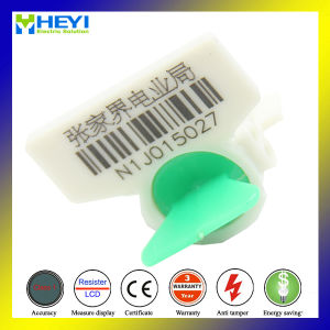 Electric Meter Plastic Seal with Plastic Wire 20cm pictures & photos