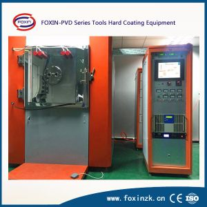 Tin, Tic, Crn, Ticn, Tialn PVD Vacuum Coating Machine pictures & photos