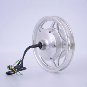 "Czjb Jb-92/12""12 Inch Rear Wheel Brushless Electric Bicycle Motor pictures & photos"