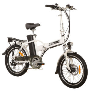 EN15194/CE Lithium Battery 20 Inch Folding Eectric Bike (JB-TDN01Z) pictures & photos
