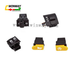 Ww-8703, Motorcycle Handle Switch, Motorcycle Light Switch, pictures & photos