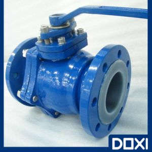 OEM Semi Conductive Manual Ball Valve pictures & photos
