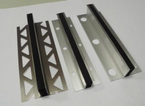 China Extruded Aluminium Tile Movement Joints pictures & photos