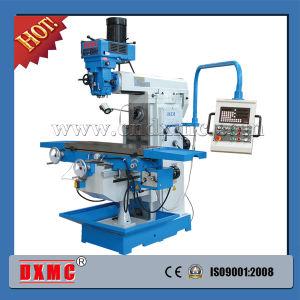 Vertical and Horizontal Milling Machine (X6336)