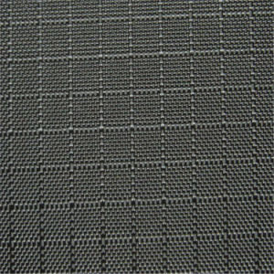 120d Grid Nylon Oxford Fabric