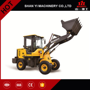 Fashion Design Mini Radlader New Mini Wheel Loader for Sale pictures & photos