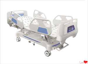 ICU Multifunction Electric Medical Care Bed pictures & photos