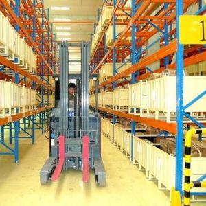 Customized Heavy Duty Warehouse Storage Rack / Steel Pallet Racking pictures & photos