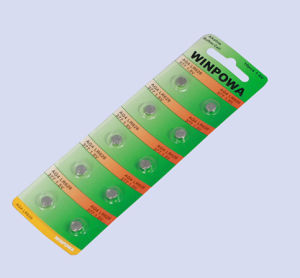 1.5V Alkaline Button Cells AG4 L626 Lr66 for Watch pictures & photos