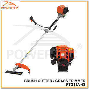 Powertec 35cc 850W Gas Brush Cutter (PTG19A-4S) pictures & photos