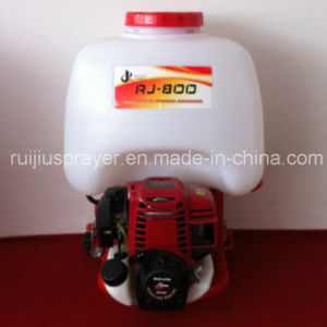 Knapsack Power Sprayer for Agricultural Use (RJ-800)