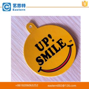 Hot Custom High Grade Square Sling Brand OEM Wine Bottle Tag pictures & photos