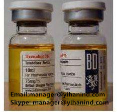 Injectable Steroid Parabolone 50 50mg/Ml Trenbolone Hexahydrobenzyl Carbonate Muscle Building pictures & photos