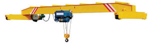 European Standard Single Beam Bridge Crane pictures & photos