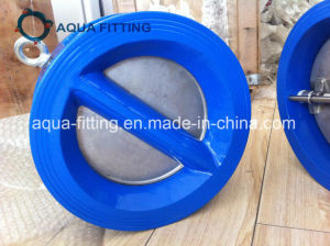 Dual Plate Wafer Butterfly Check Valve pictures & photos