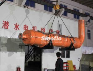 Flooded Flow and High Head Submersible Mining Electric Pump pictures & photos