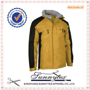 Wholesale Warm Winter Man Hooded Coat & Jacket, Men′s Clothing pictures & photos