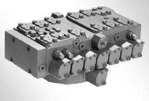 Unload Valve, Excavator Hydraulic Control Valve, Excavator Spare Parts