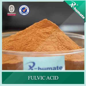 X-Humate 80%Min Powder Fulvic Acid Organic Fertilizer pictures & photos