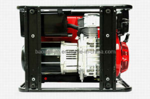 5kw 5kVA Honda Engine Portable Gasoline Generator with CE pictures & photos