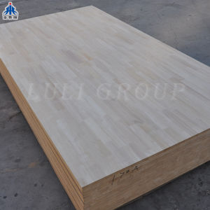 Rubber Wood Finger Jiont Board and Edge Glue Board pictures & photos
