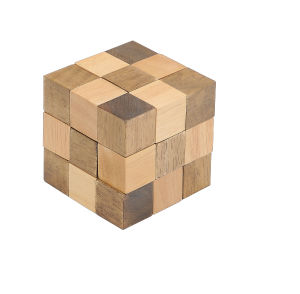 Wooden Magic Cubic Block Game (CB1116) pictures & photos