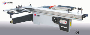 Mj6130A Electric Lifting Format Panel Saw for Making Furniture