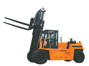 14-25ton Big Diesel Forklift (FD14-FD25) pictures & photos