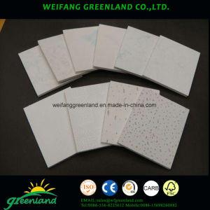 Vinyl Laminated Gypsum Tiles/Gypsum Ceilings Board/Gypsum Ceiling Tiles pictures & photos