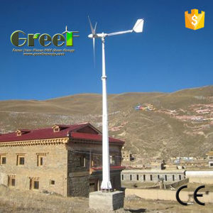 2000W Homemade Wind Turbine Generator Price pictures & photos
