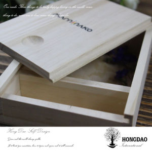 Hongdao Wood Box Wedding Photo Box Gift Box_F pictures & photos