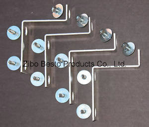 Stair/Staircase Glass Fittings/Brackets/Clamps/Hardware pictures & photos
