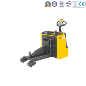 Hot Sale 2500kg Electric Tow Tractor pictures & photos