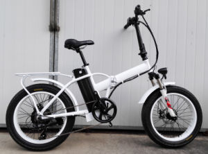 Fashion Style 20inch Folding Fat Electric Bicycle pictures & photos