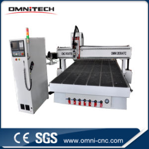 CNC Router Machine Center with Atc Tool Changer