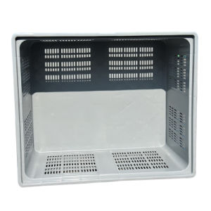 1200X1000X760mm Mesh Style Plastic Pallet Box for Sale pictures & photos
