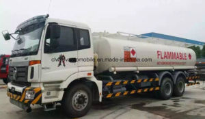 Foton Auman 6X4 20 Tons 21 Tons 22 Tons Fuel Tank Truck 20000 L Tank Truck pictures & photos