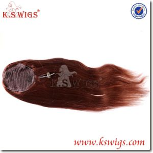 Women Toupee Virgin Remy Hair Extension pictures & photos