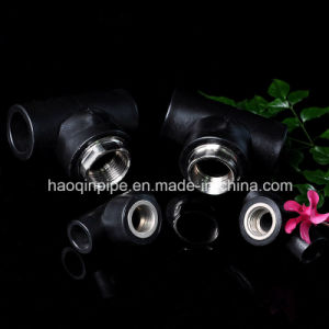 HDPE Pipe Fitting for Water Supply Female Tee pictures & photos