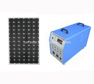 200W Solar AC Powered Home System in Agent Price with Pure Sine Wave Inverter pictures & photos