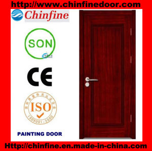 Modern Style Painting Door (CF-P005) pictures & photos