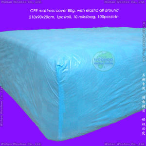 Disposable CPE Bed Sheets pictures & photos