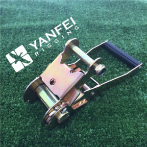 Plastic Handle Ratchet Buckles for Webbing pictures & photos