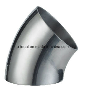 45 Degree Welded Elbow-Hose Fitting-Brass Fitting pictures & photos