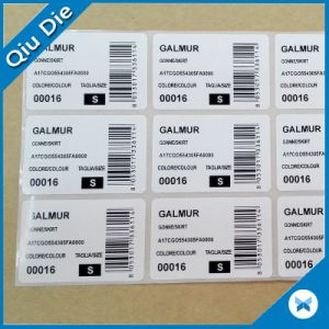 Widely Used Barcode Thermal Transfer Roll Adhesive Label Sticker pictures & photos