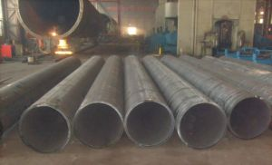 High Quality ERW Steel Pipe pictures & photos
