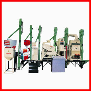 18-300t/D Complete Rice Mill Machine, Rice Milling Machinery pictures & photos