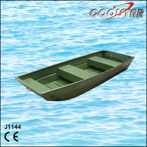 Aluminum Jon Bait Boat for Fishing pictures & photos