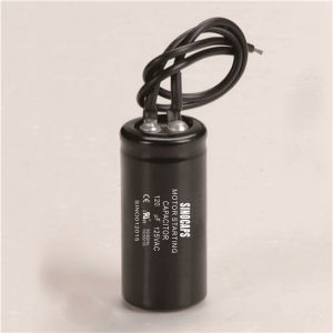 Motor Start Capacitors Used for AC Electrical Motor pictures & photos